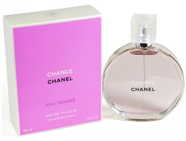 Chanel Chance Eau Tendre, Toaletní voda, 100ml, Dámska vôňa, + AKCE: dárek zdarma