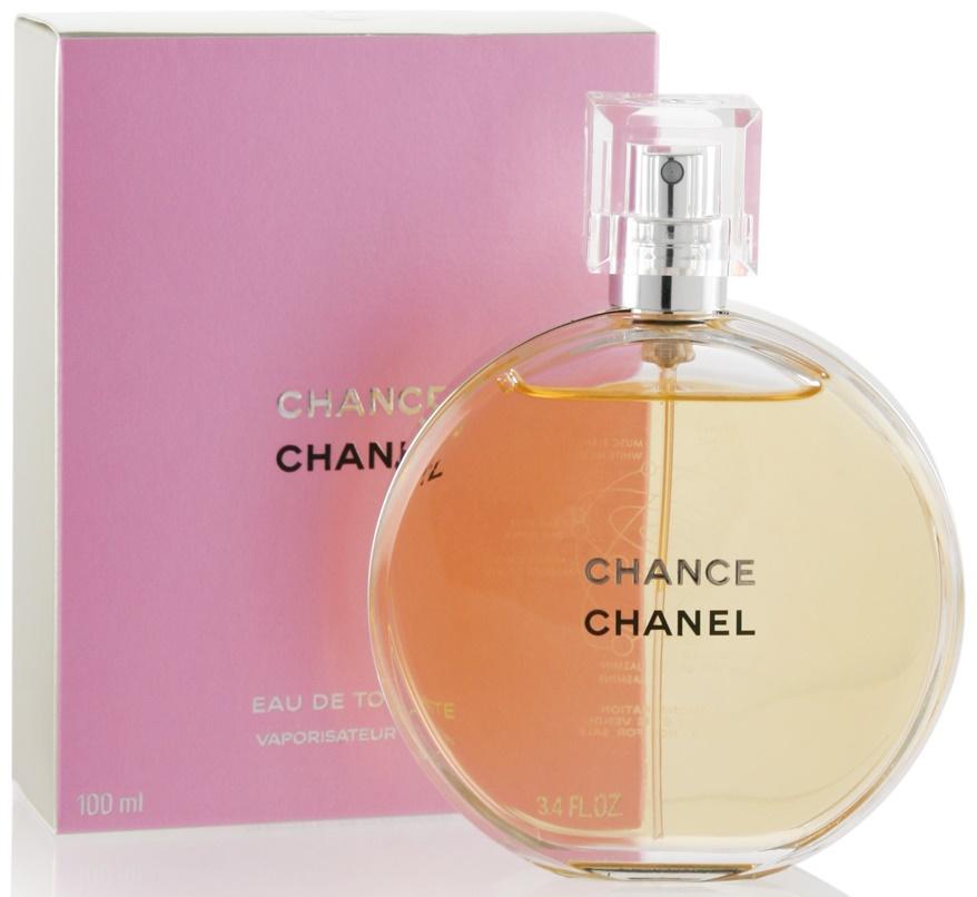 Chanel Chance, Toaletní voda, 100ml, Dámska vôňa, + AKCE: dárek zdarma