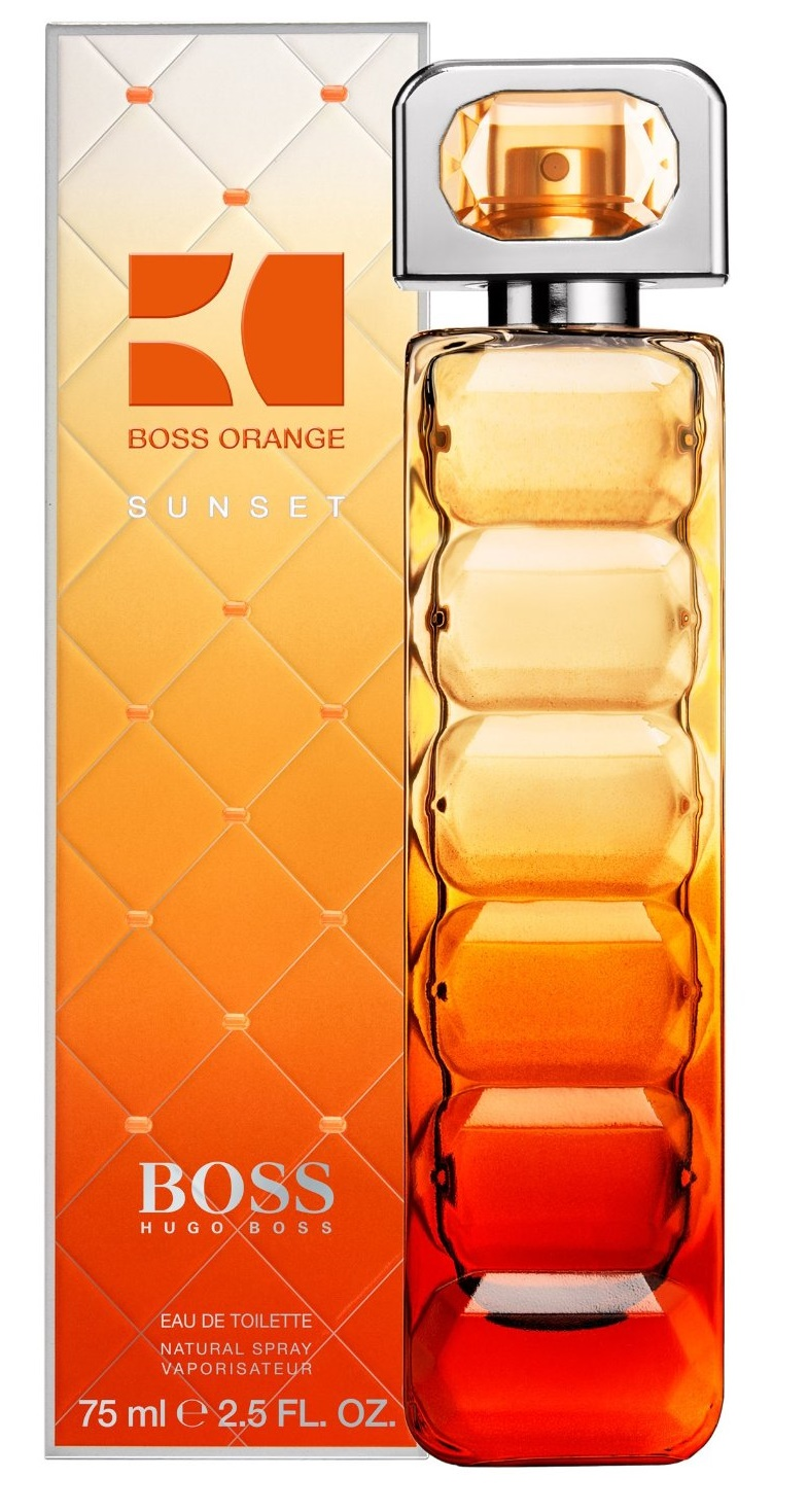 Hugo Boss Orange Sunset, Toaletní voda, 75ml, Dámska vôňa, + AKCE: dárek zdarma