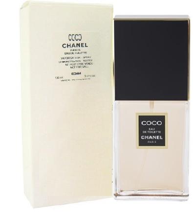 Chanel Coco, Toaletní voda - Tester, 100ml, Dámska vôňa, + AKCE: dárek zdarma