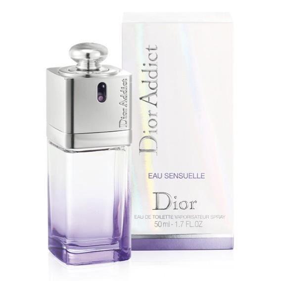 Christian Dior Addict Eau Sensuelle, Toaletní voda, 50ml, Dámska vôňa, + AKCE: dárek zdarma