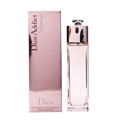 Christian Dior Addict Shine, Toaletní voda, 100ml, Dámska vôňa, + AKCE: dárek zdarma
