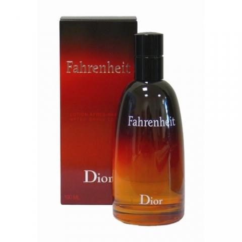 Christian Dior Fahrenheit, Voda po holení, 100ml, Pánska vôňa, + AKCE: dárek zdarma