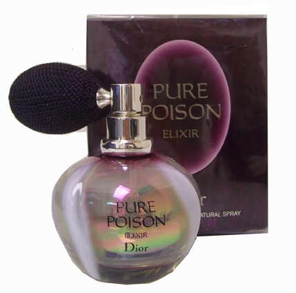 Christian Dior Pure Poison Elixir, Parfémovaná voda, 50ml, Dámska vôňa, + AKCE: dárek zdarma