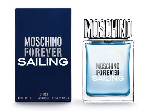Moschino Forever Sailing, Toaletní voda, 100ml, + AKCE: dárek zdarma