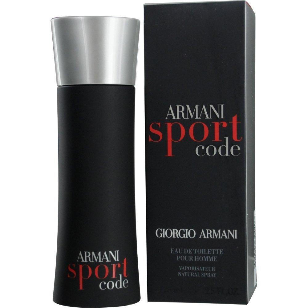 Giorgio Armani Code Sport, Toaletní voda, 50ml, Pánska vôňa, + AKCE: dárek zdarma