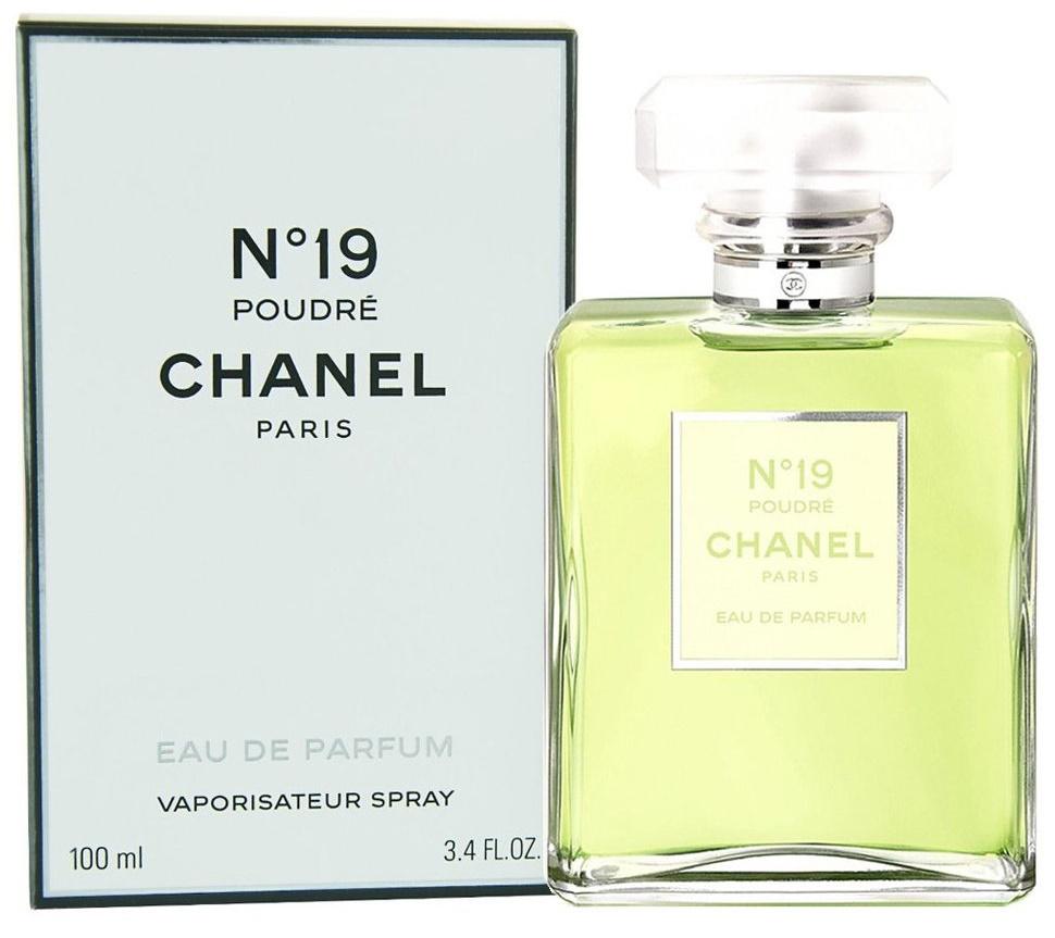 Chanel No. 19 Poudre, Parfémovaná voda, 100ml, Dámska vôňa, + AKCE: dárek zdarma