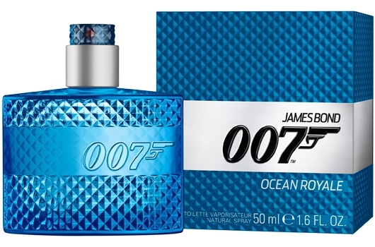 James Bond Ocean Royale, Toaletní voda, 50ml, Pánska vôňa, + AKCE: dárek zdarma
