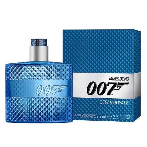 James Bond Ocean Royale, Toaletní voda, 75ml, Pánska vôňa, + AKCE: dárek zdarma