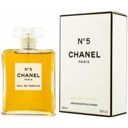 Chanel No.5, Parfémovaná voda, 200ml, Dámska vôňa, + AKCE: dárek zdarma