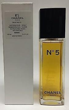 Chanel No.5, Toaletní voda - Tester, 100ml, Dámska vôňa, + AKCE: dárek zdarma