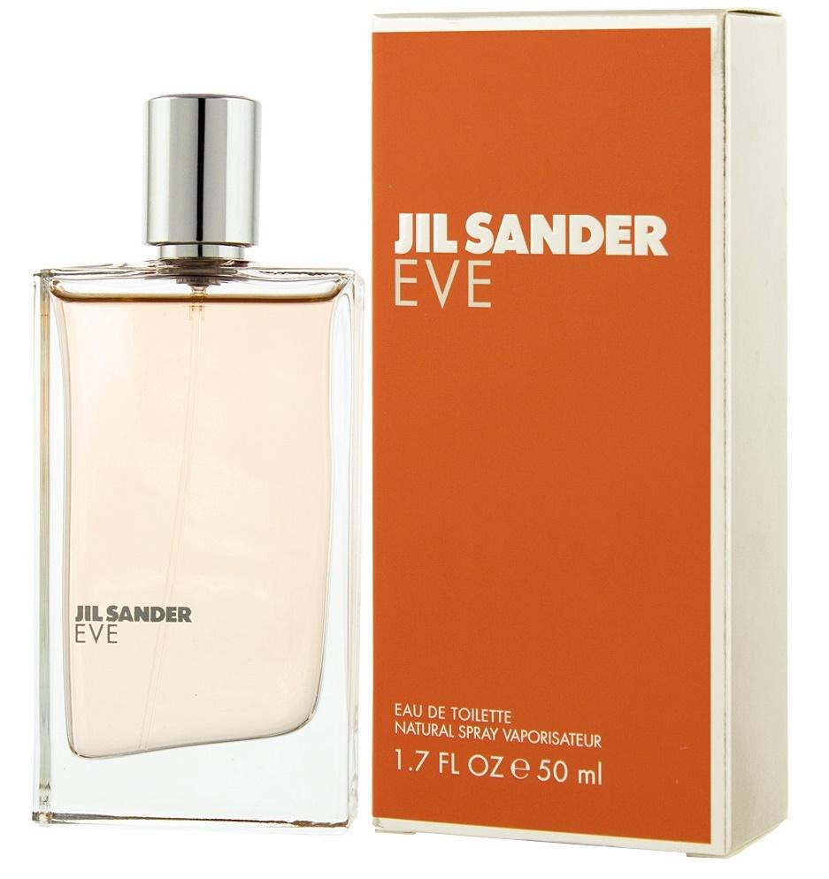 Jil Sander Eve, Toaletní voda, 50ml, Dámska vôňa, + AKCE: dárek zdarma