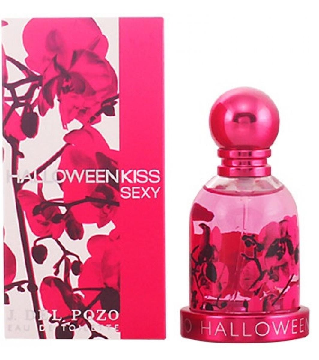 Jesus Del Pozo Halloween Kiss Sexy, Toaletní voda, 30ml, Dámská vůně, + AKCE: dárek zdarma