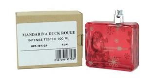Mandarina Duck Rouge Intense, Toaletní voda - Tester, 100ml, Dámska vôňa, + AKCE: dárek zdarma