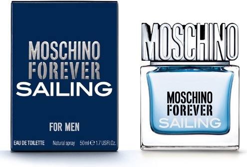 Moschino Forever Sailing, Toaletní voda, 30ml, + AKCE: dárek zdarma
