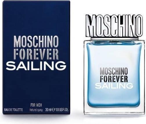 Moschino Forever Sailing, Toaletní voda, 30ml, Pánska vôňa, + AKCE: dárek zdarma