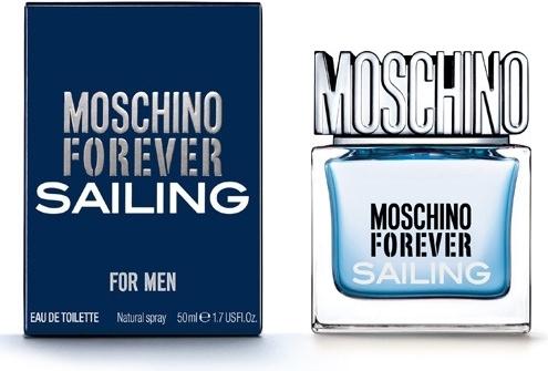Moschino Forever Sailing, Toaletní voda, 50ml, Pánska vôňa, + AKCE: dárek zdarma