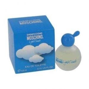 Moschino Light Clouds, Toaletní voda, 4,9ml, Dámska vôňa, + AKCE: dárek zdarma