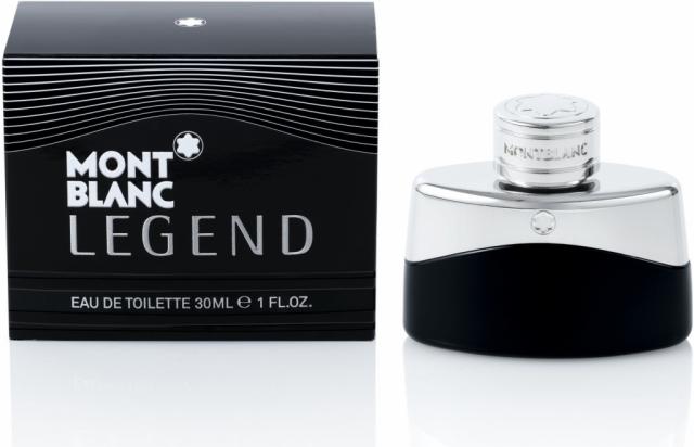 Mont Blanc Legend, Toaletní voda, 30ml, Pánska vôňa, + AKCE: dárek zdarma