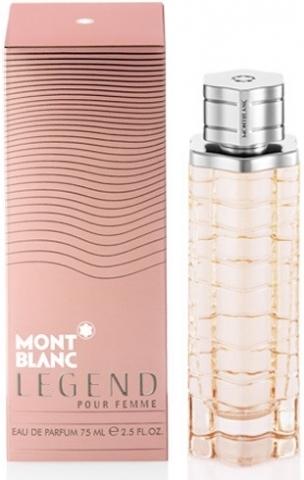 Mont Blanc Legend Pour Femme, Parfémovaná voda, 75ml, Dámska vôňa, + AKCE: dárek zdarma