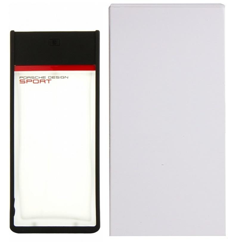 Porsche Design Design Sport, Toaletní voda - Tester, 80ml, Pánska vôňa, + AKCE: dárek zdarma