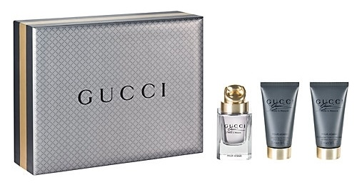 Gucci Made to Measure, Dárková sada, toaletní voda 90ml + balzám po holení 50ml + sprchový gel 50ml, Pánska vôňa, + AKCE: dárek zdarma