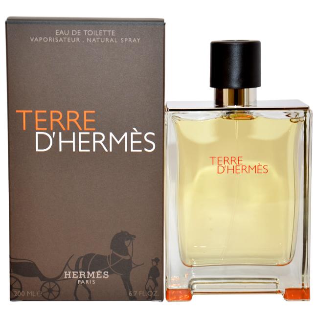 Hermes Terre D´Hermes, Toaletní voda, 200ml, Pánska vôňa, + AKCE: dárek zdarma