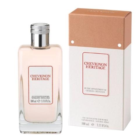 Chevignon Heritage for Women, Toaletní voda, 100ml, Dámska vôňa, + AKCE: dárek zdarma