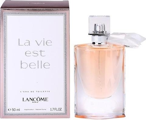 Lancome La Vie Est Belle L´Eau, Toaletní voda, 50ml, Dámska vôňa, + AKCE: dárek zdarma