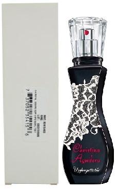 Christina Aguilera Unforgettable, Parfémovaná voda - Tester, 50ml, Dámská vůně, + AKCE: dárek zdarma