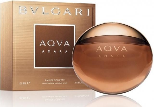 Bvlgari Aqva Amara, Toaletní voda, 100ml, Pánska vôňa, + AKCE: dárek zdarma