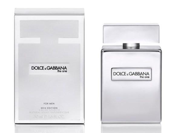 Dolce & Gabbana The One for Man Platinum 2014, Toaletní voda, 50ml, Pánska vôňa, + AKCE: dárek zdarma