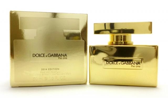 Dolce & Gabbana The One 2014, Parfémovaná voda, 50ml, Dámska vôňa, + AKCE: dárek zdarma