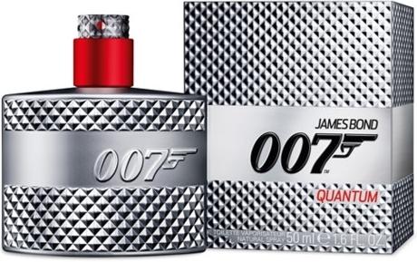 James Bond 007 Quantum, Toaletní voda, 50ml, Pánska vôňa, + AKCE: dárek zdarma