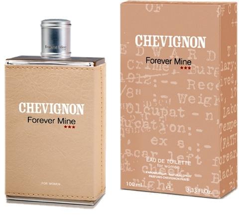 Chevignon Forever Mine for Women, Toaletní voda, 100ml, Dámska vôňa, + AKCE: dárek zdarma