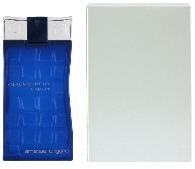 Emanuel Ungaro Apparition Cobalt, Toaletní voda - Tester, 90ml, Pánska vôňa, + AKCE: dárek zdarma