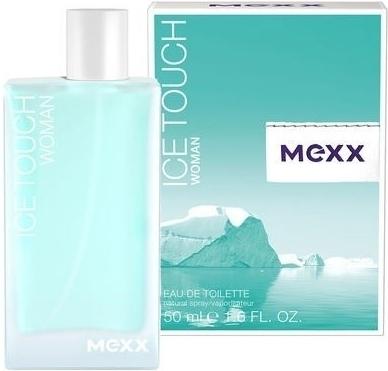 Mexx Ice Touch Woman 2014, Toaletní voda, 50ml, Dámská vůně, + AKCE: dárek zdarma