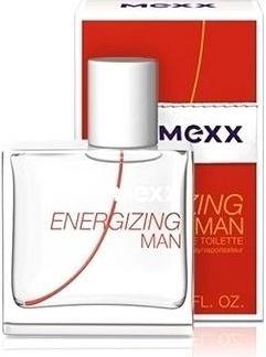 Mexx Energizing Man, Toaletní voda, 75ml, Pánska vôňa, + AKCE: dárek zdarma