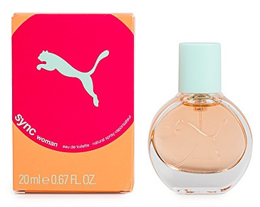 Puma SYNC Woman, Toaletní voda, 20ml, Dámska vôňa, + AKCE: dárek zdarma
