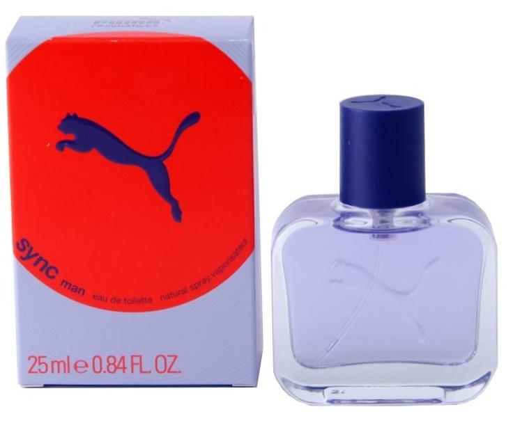 Puma SYNC Man, Toaletní voda, 25ml, Pánska vôňa, + AKCE: dárek zdarma