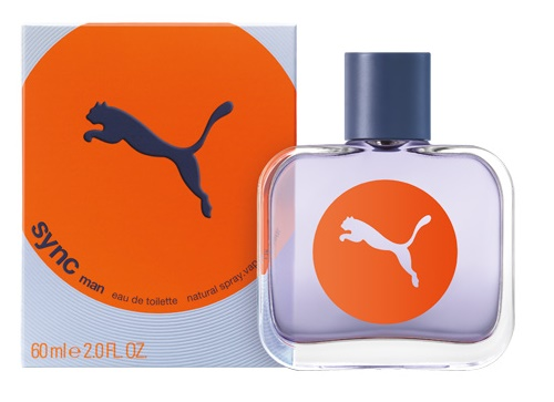 Puma SYNC Man, Toaletní voda, 60ml, Pánska vôňa, + AKCE: dárek zdarma