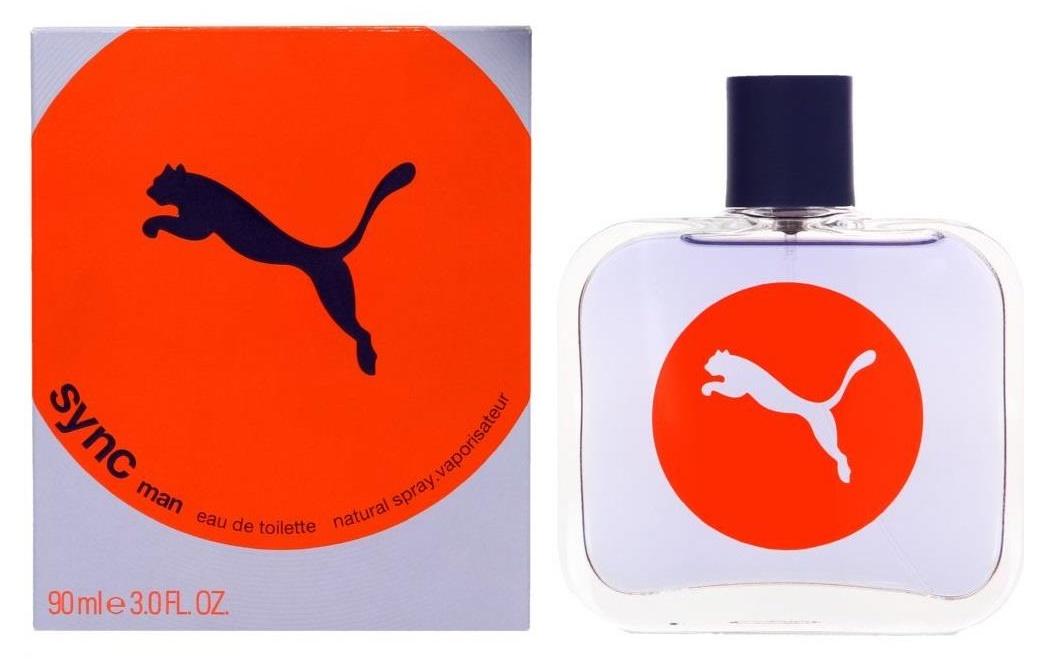 Puma SYNC Man, Toaletní voda, 90ml, Pánska vôňa, + AKCE: dárek zdarma