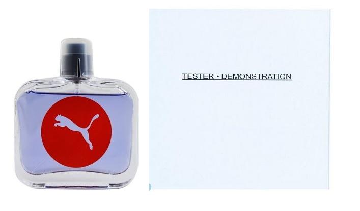 Puma SYNC Man, Toaletní voda - Tester, 60ml, Pánska vôňa, + AKCE: dárek zdarma