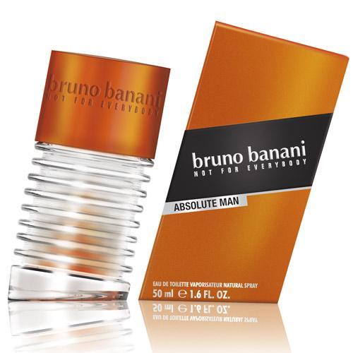 Bruno Banani Absolute for Man, Toaletní voda, 50ml, Pánska vôňa, + AKCE: dárek zdarma