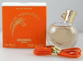 Hermes L´ambre des Merveilles, Parfémovaná voda, 7.5ml, Dámska vôňa, + AKCE: dárek zdarma