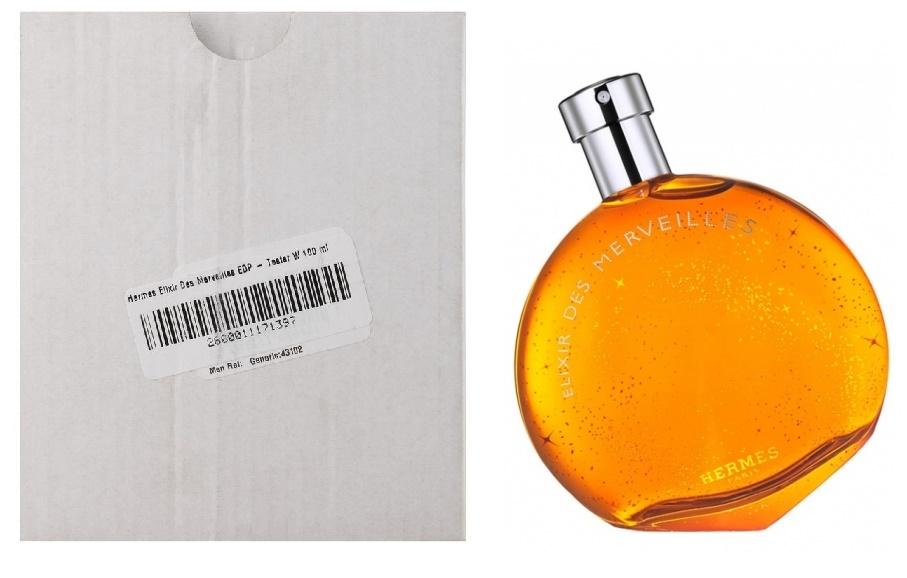 Hermes Elixir des Merveilles, Parfémovaná voda - Tester, 100ml, Dámska vôňa, + AKCE: dárek zdarma