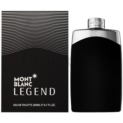 Mont Blanc Legend, Toaletní voda, 200ml, Pánska vôňa, + AKCE: dárek zdarma