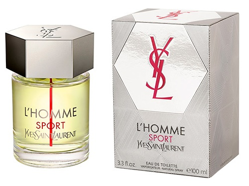 Yves Saint Laurent L´Homme Sport, Toaletní voda, 100ml, Pánská vůně, + AKCE: dárek zdarma