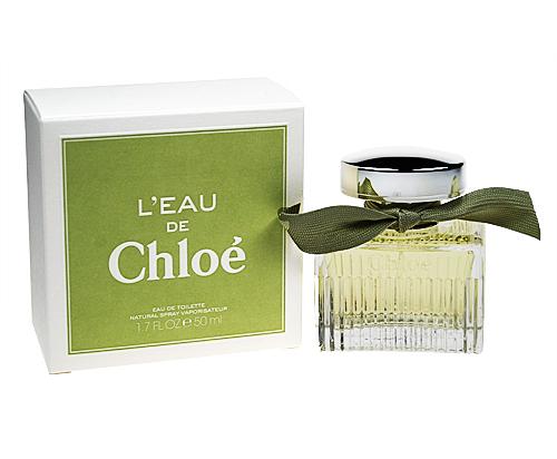 Chloe L´Eau de Chloe, Toaletní voda, 50ml, Dámska vôňa, + AKCE: dárek zdarma