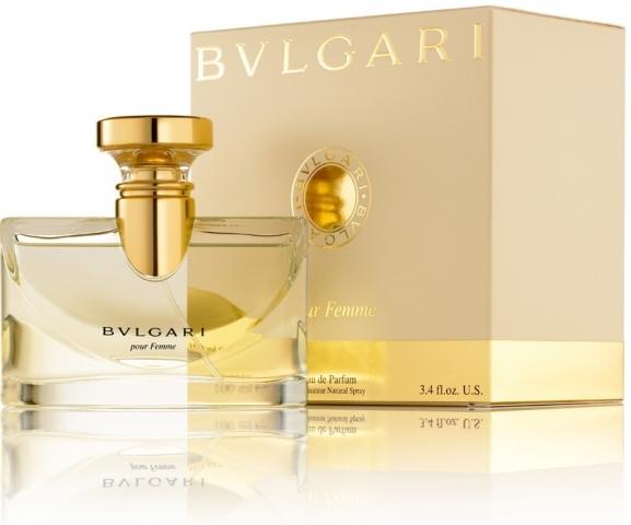 Bvlgari Bvlgari pour Femme, Parfémovaná voda, 100ml, Dámska vôňa, + AKCE: dárek zdarma